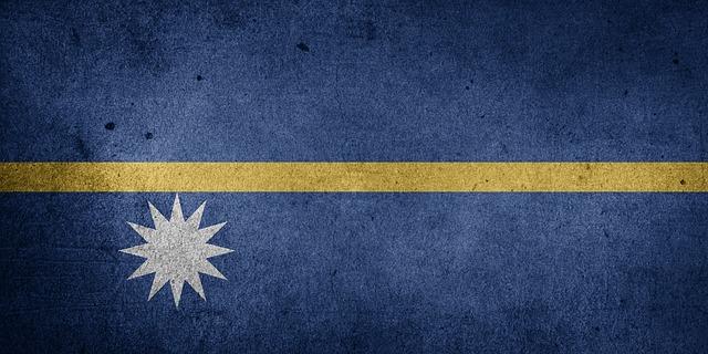 modrá vlajka
