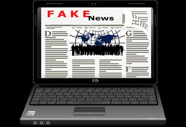 falešné noviny